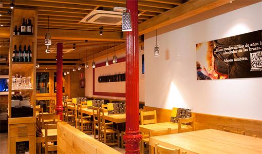 Reserva Restaurante Pura Brasa en Bilbao