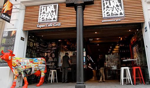 Reserva Restaurante Pura Brasa Rambla Catalunya