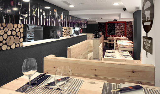 Reserva restaurante Pura Brasa en Sant Andreu Barcelona