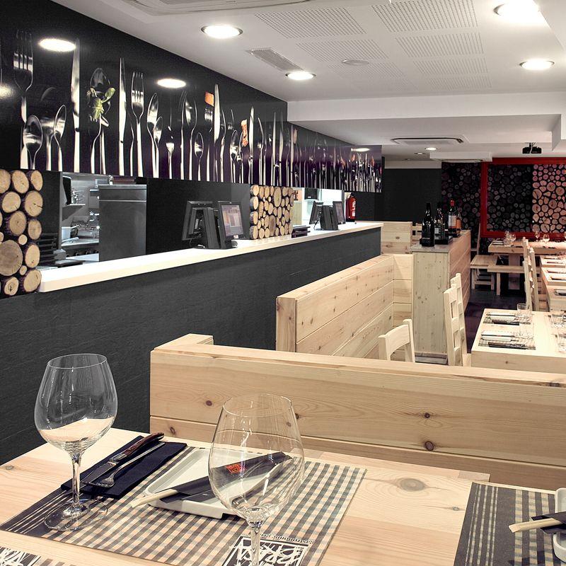 Restaurante Brasa en Sant Andreu