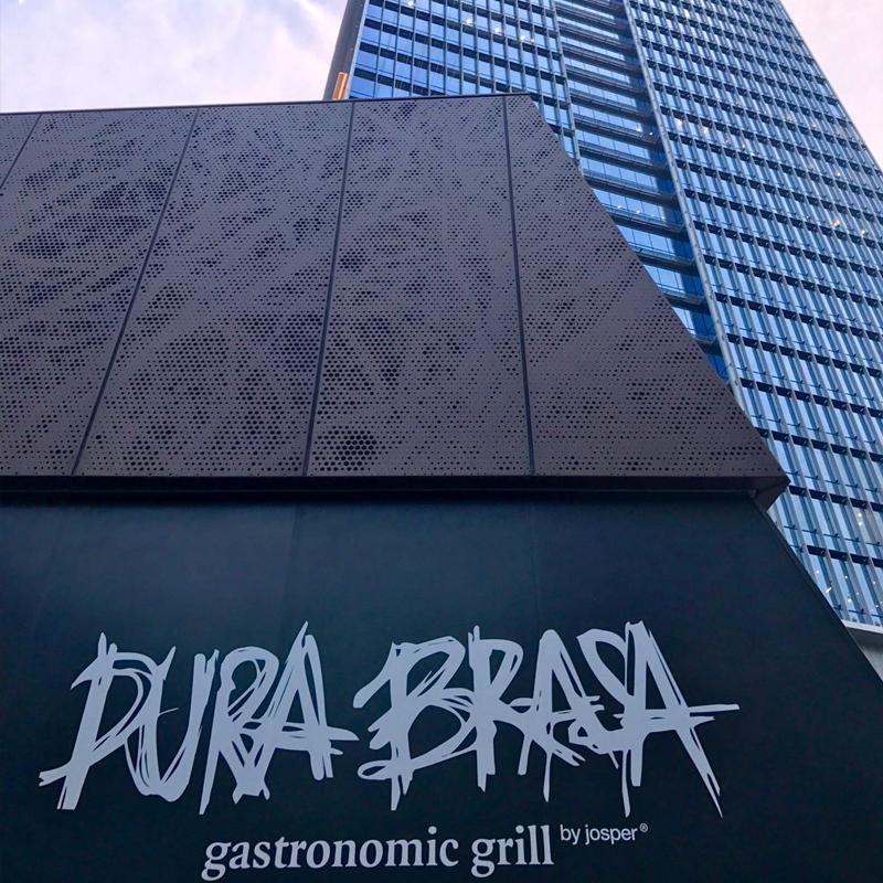 Restaurante Pura Brasa en Singapur