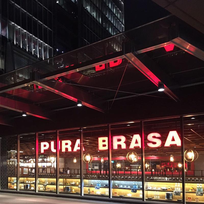 Restaurante Brasería en Singapur