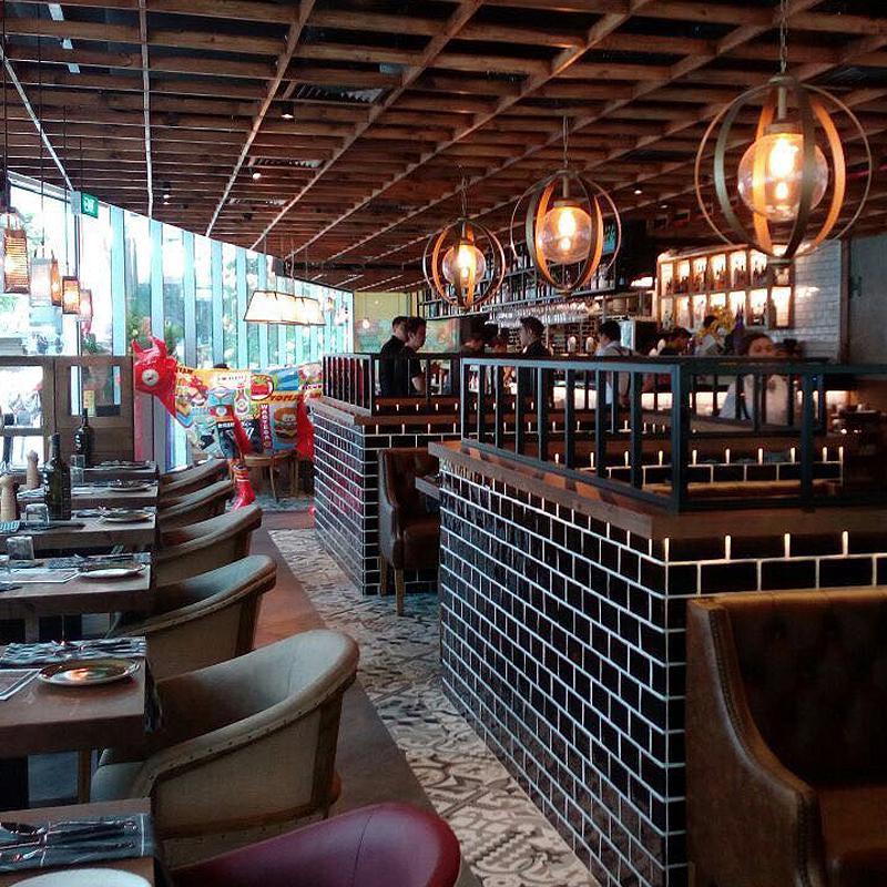 Restaurante Brasa Singapur