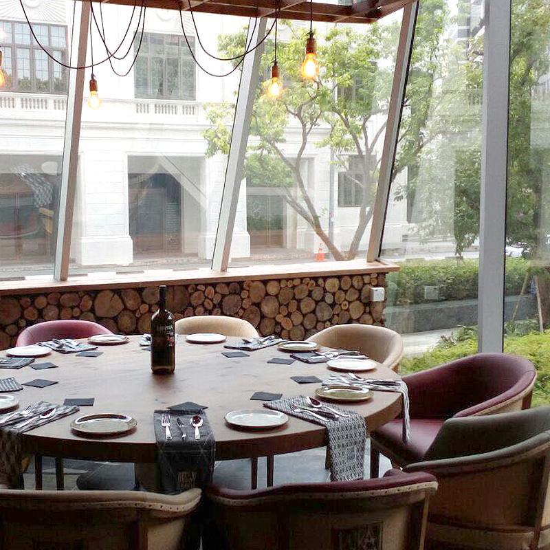 Brasería Restaurante en Singapur
