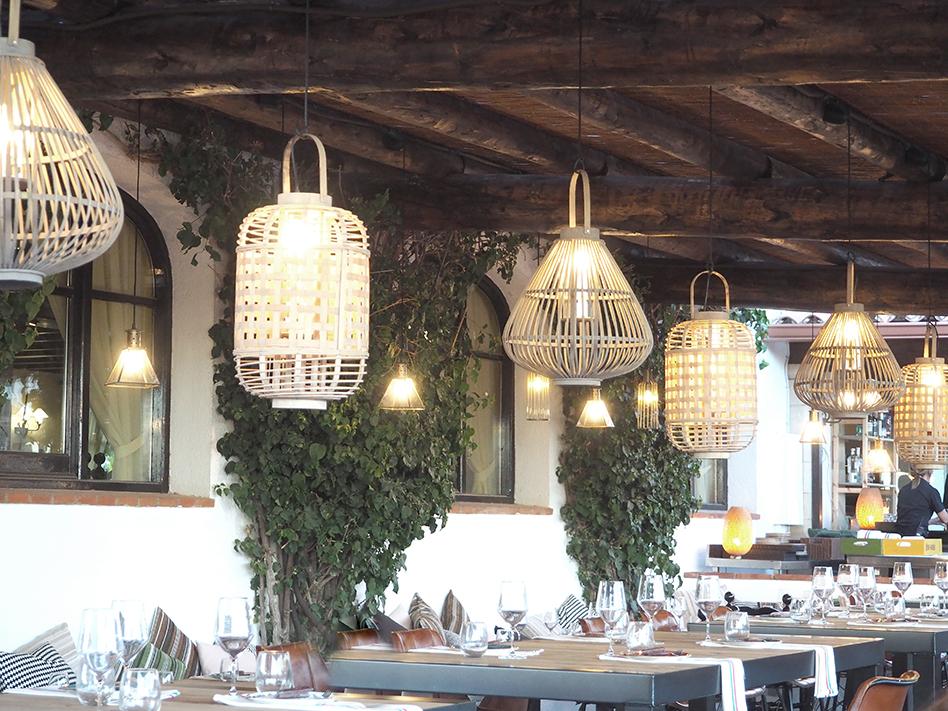 Espacios Pura Brasa Restaurante Brasería