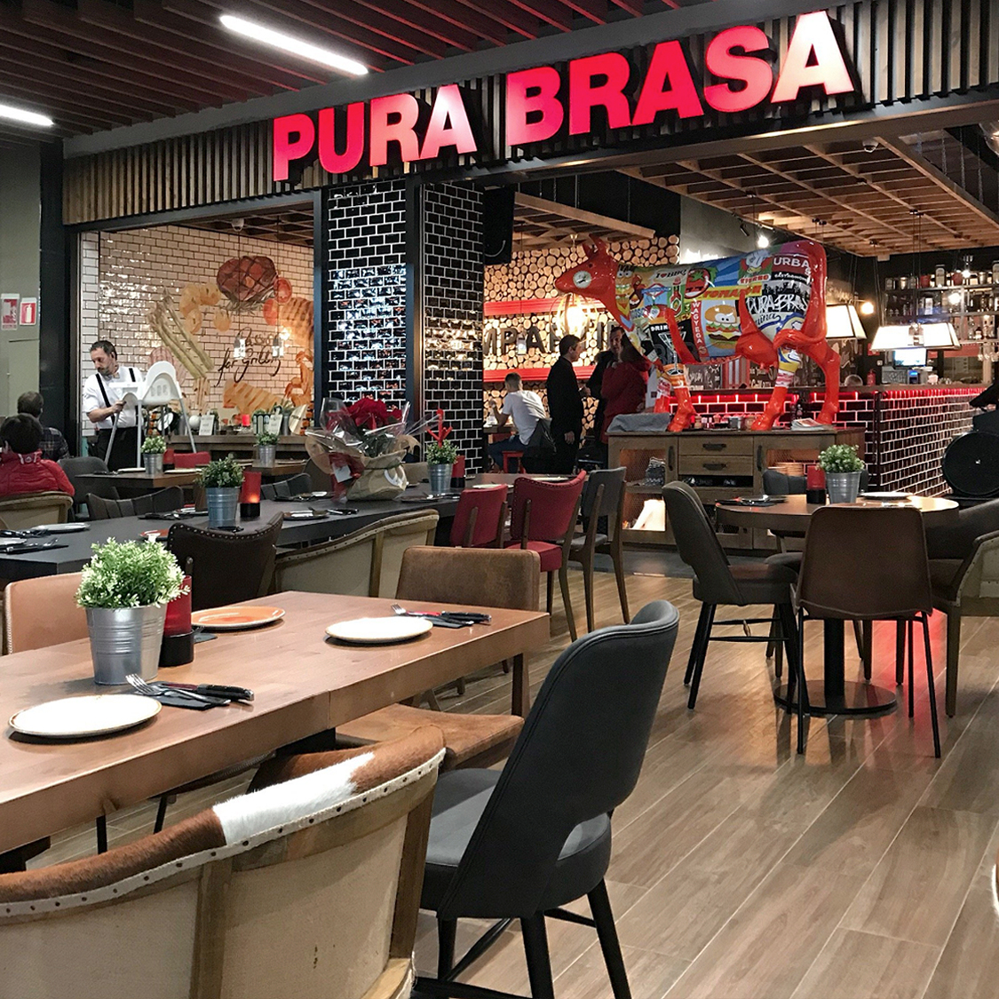 Restaurante Pura Brasa Intu Asturias